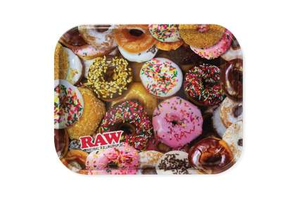 donut rolling tray