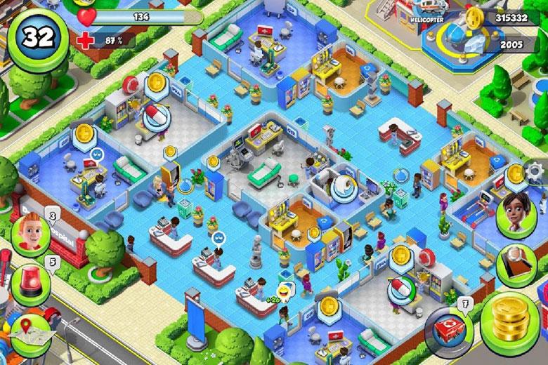 Dream Hospital Game