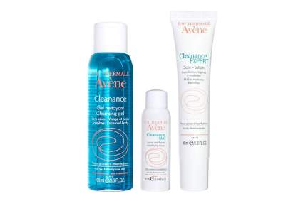 Eau Thermale acne system