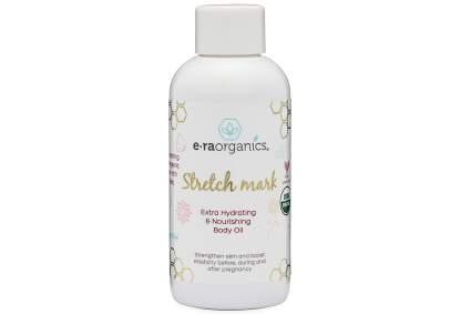 Era organics body oil bottle