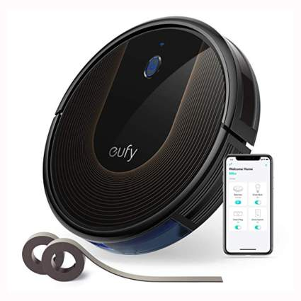 wifi enabled robot vacuum