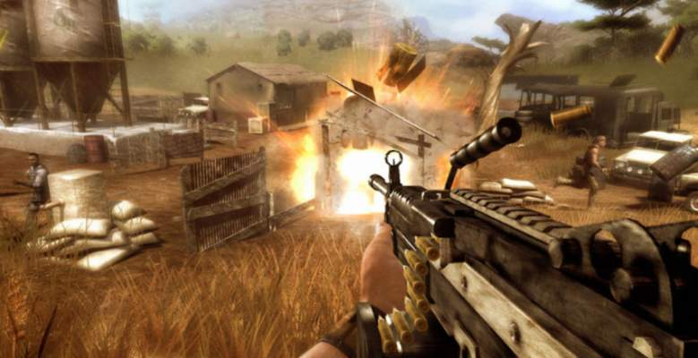 far cry 2 games with gold January 2019