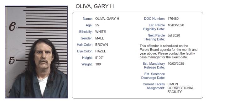 Gary Oliva