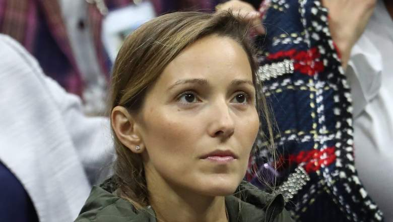 Novak Djokovic S Wife Jelena Watches From Home Heavy Com