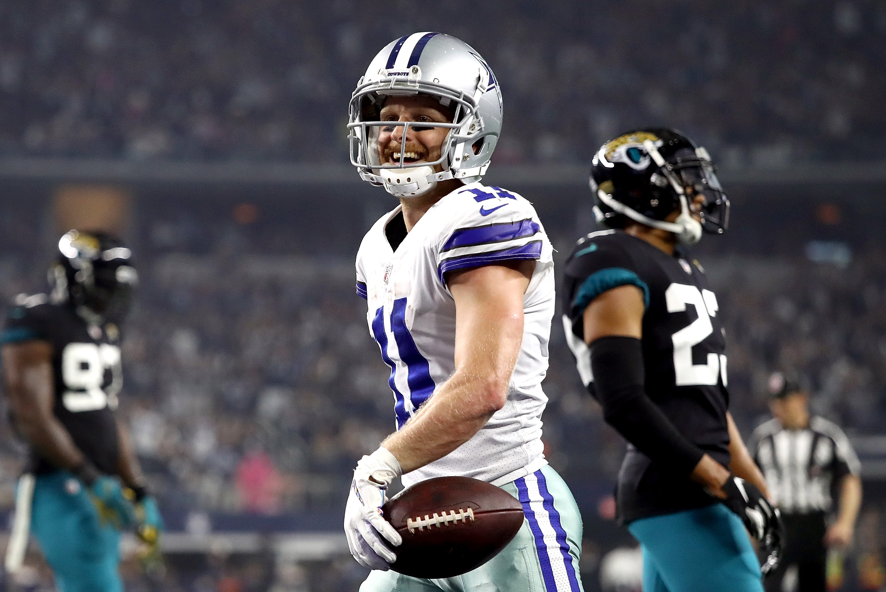 Where Did Cowboys Wr Cole Beasley Play In College Heavy Com
