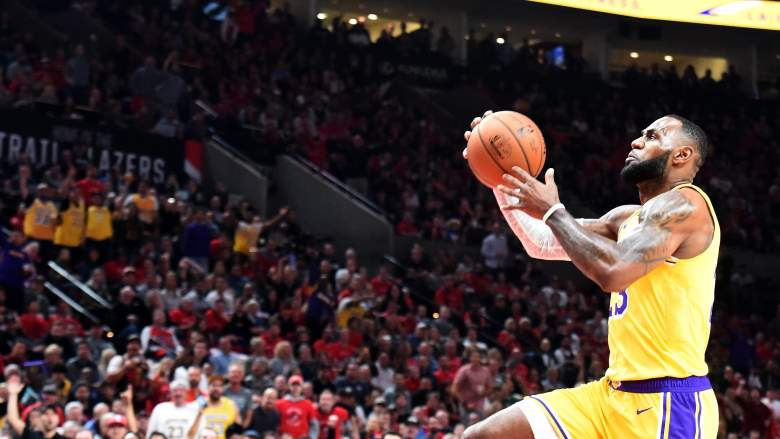 Lebron James – Los Angeles Lakers vs Portland Trailblazers (Oct. 18, 2018) space jam 2 director terence nance this movie is going to disrupt everything
