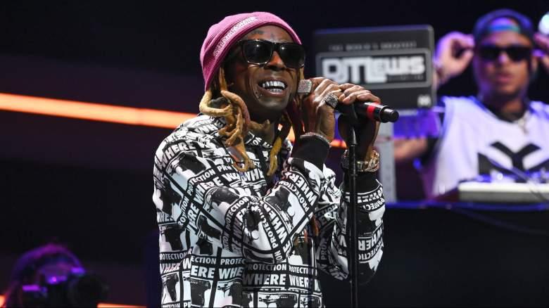 Lil Wayne Performing at the 4th Annual TIDAL X: Brooklyn (Oct. 23, 2018)