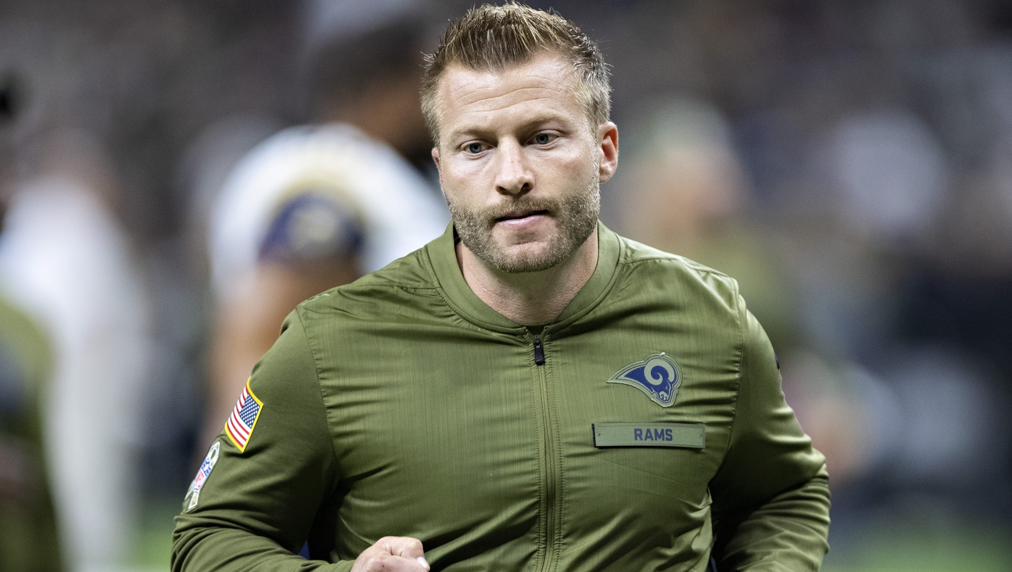 Sean Mcvay S Football Career Did Rams Coach Play In Nfl Heavy Com