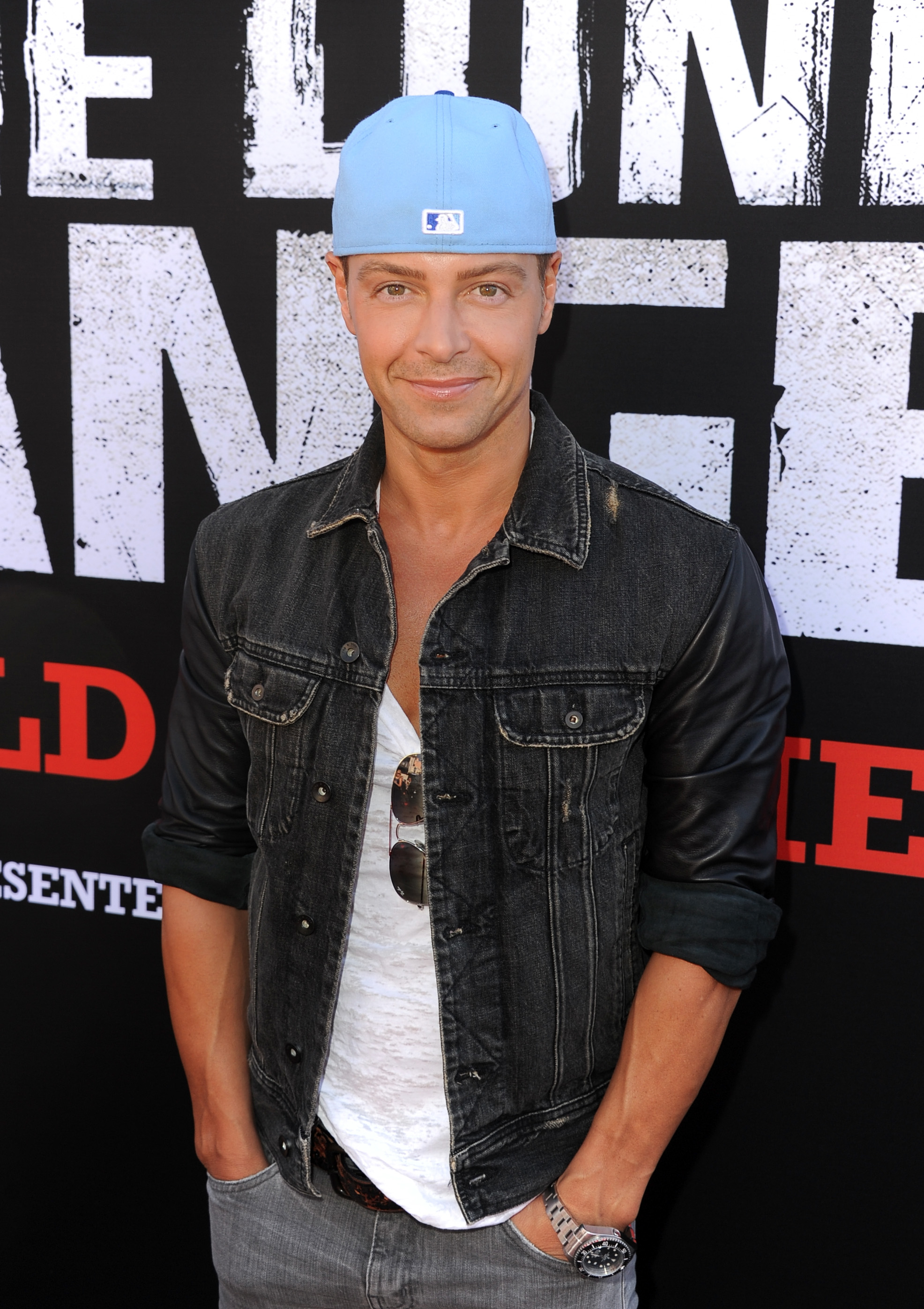 Joey Lawrence Celebrity Big Brother, Who is Joey Lawrence on Celebrity Big Brother