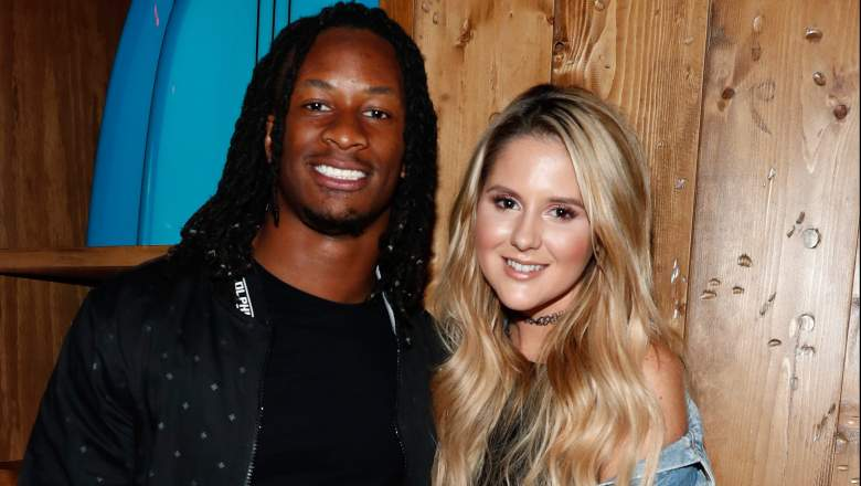 Todd Gurley with sweet, Single Olivia Davison