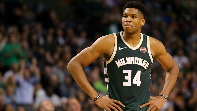 Giannis Antetokounmpo injury Bucks roster