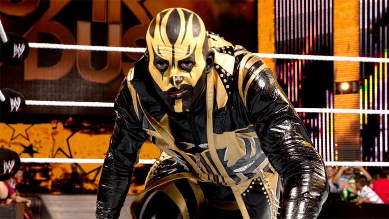 Goldust WWE 2019