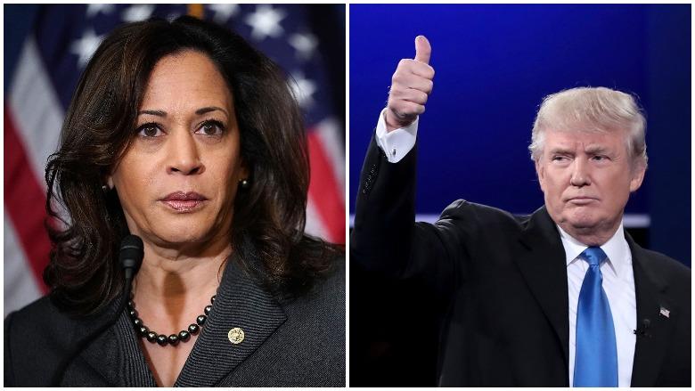 Kamala Harris vs. Donald Trump
