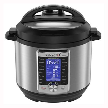 multi use programmable pressure cooker