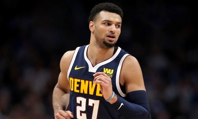 Denver Nuggets roster starting lineup nba playoffs