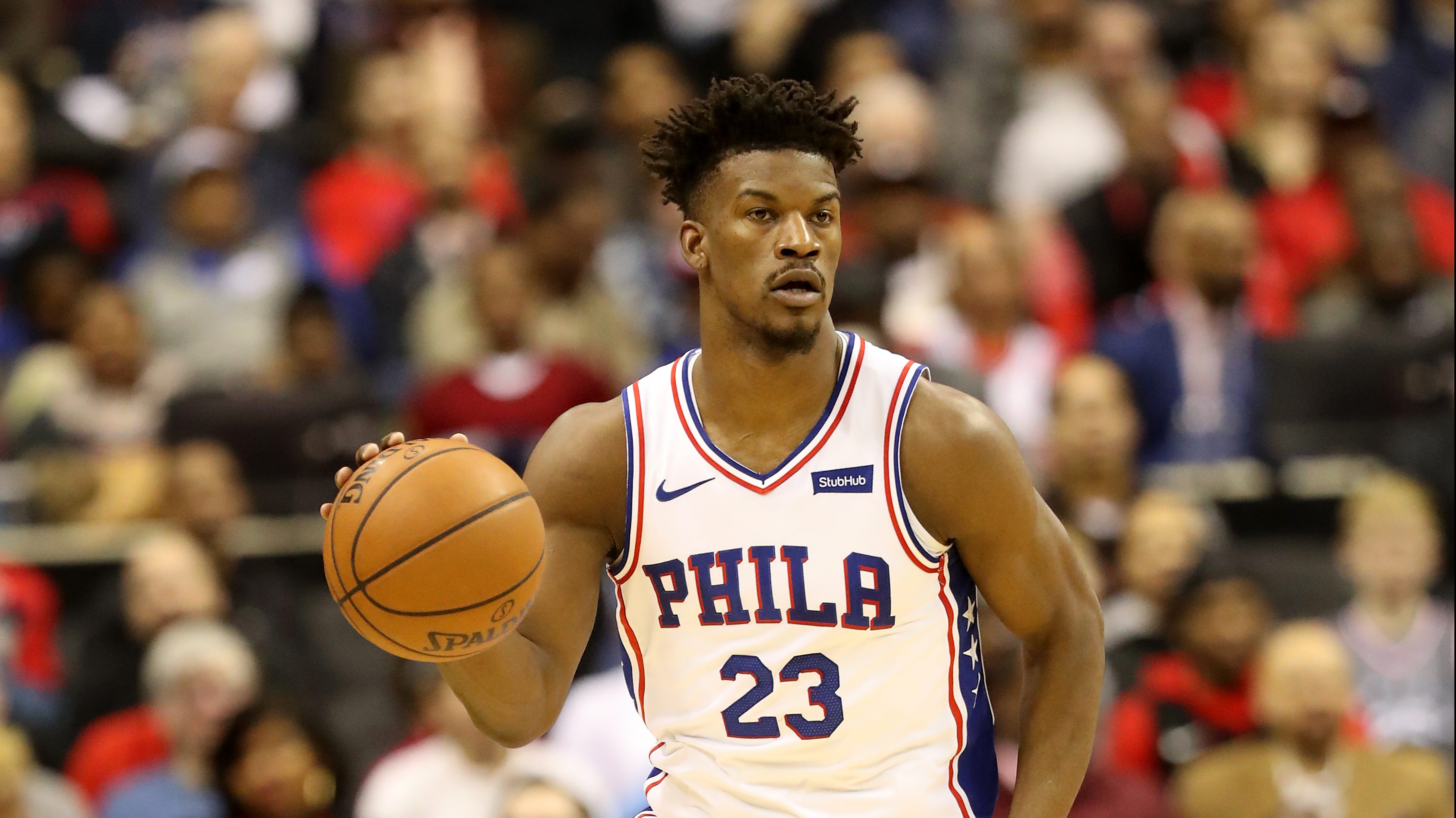 Jimmy Butler Injury Positive Update On Status Of Sixers Star Heavy Com