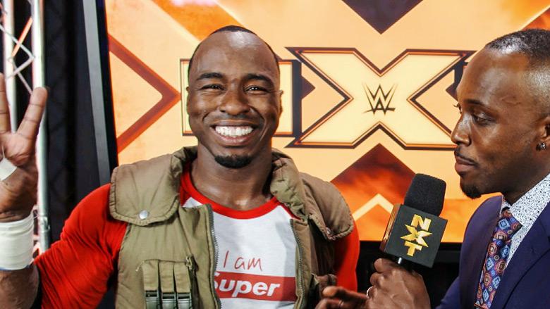 Jordan Myles WWE