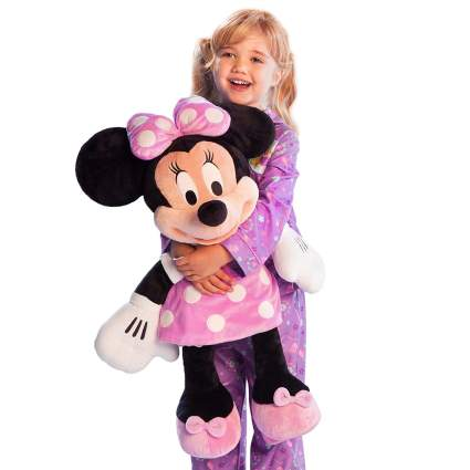 jumbo minnie plush