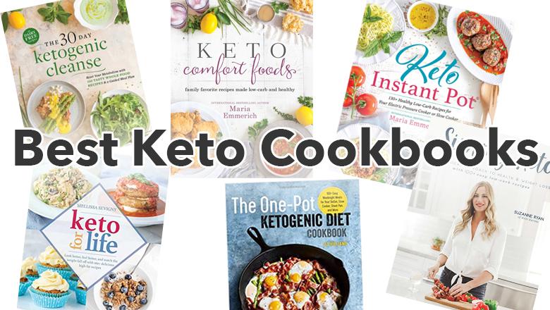 keto cookbooks