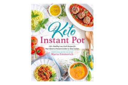 keto instant pot keto cookbooks