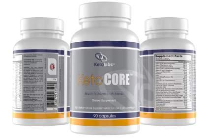 ketolabs keto core multi-vitamin mineral