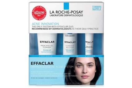 La Roche-Posay acne treatment set