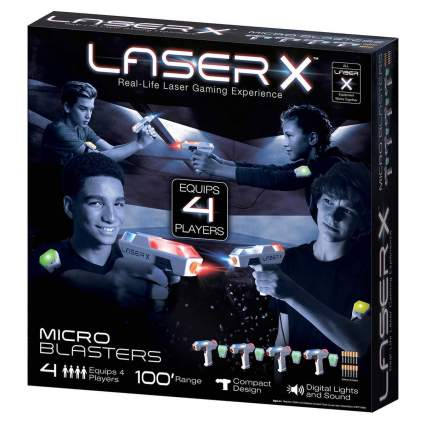 laser x micro blasters
