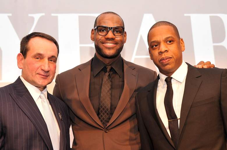 LeBron James Jay-Z