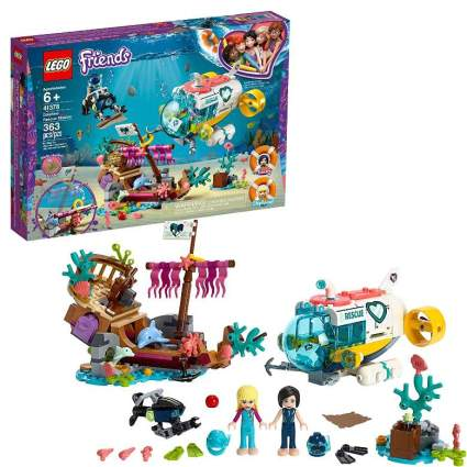 LEGO Friends Dolphins Rescue Mission