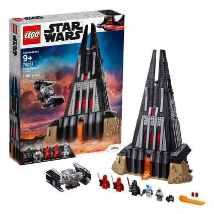LEGO Star Wars Darth Vader's Castle