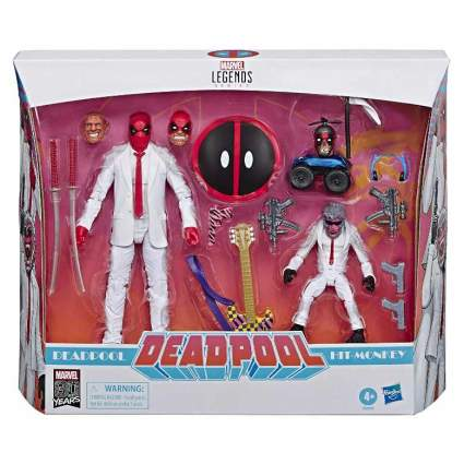 Marvel Legends Deadpool Set
