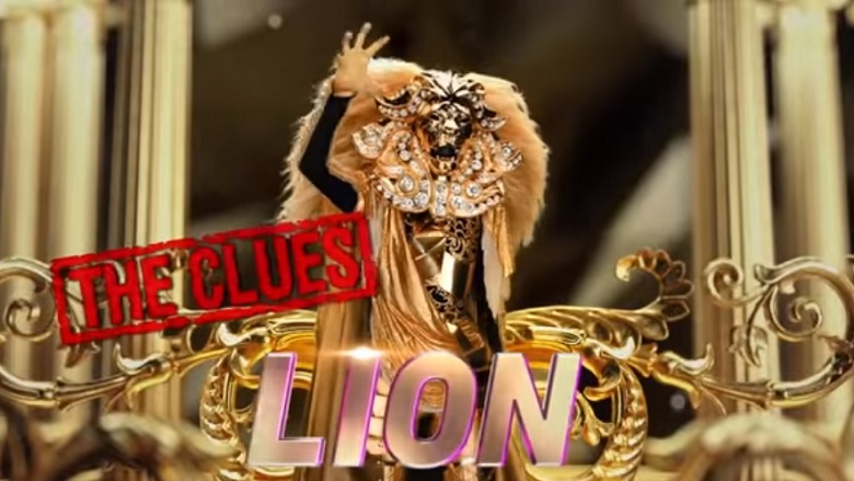 The Masked Singer Lion Clues