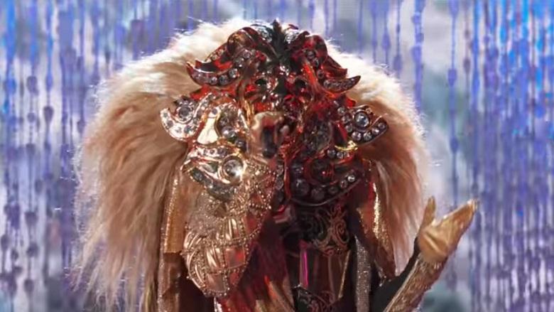 The Masked Singer Lion Revealed