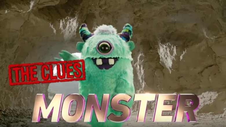 The Masked Singer Monster Clues