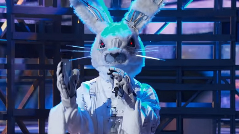 The Masked Singer Rabbit