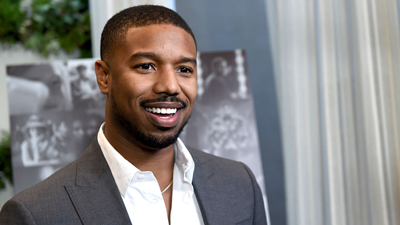Michael B Jordan girlfriend