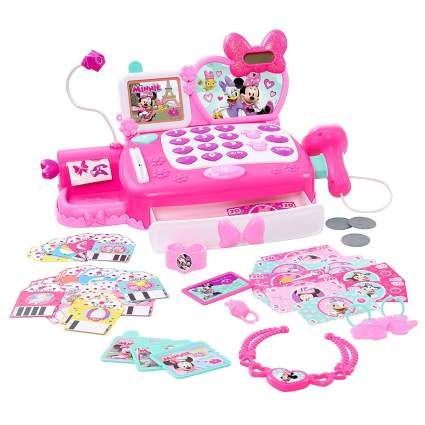 minnie happy helpers deluxe cash register