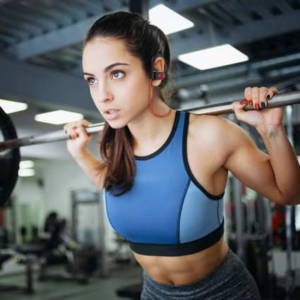 wireless headphones for running