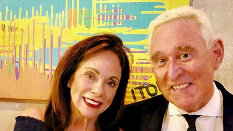 Nydia Beltran Roger Stone's Wife
