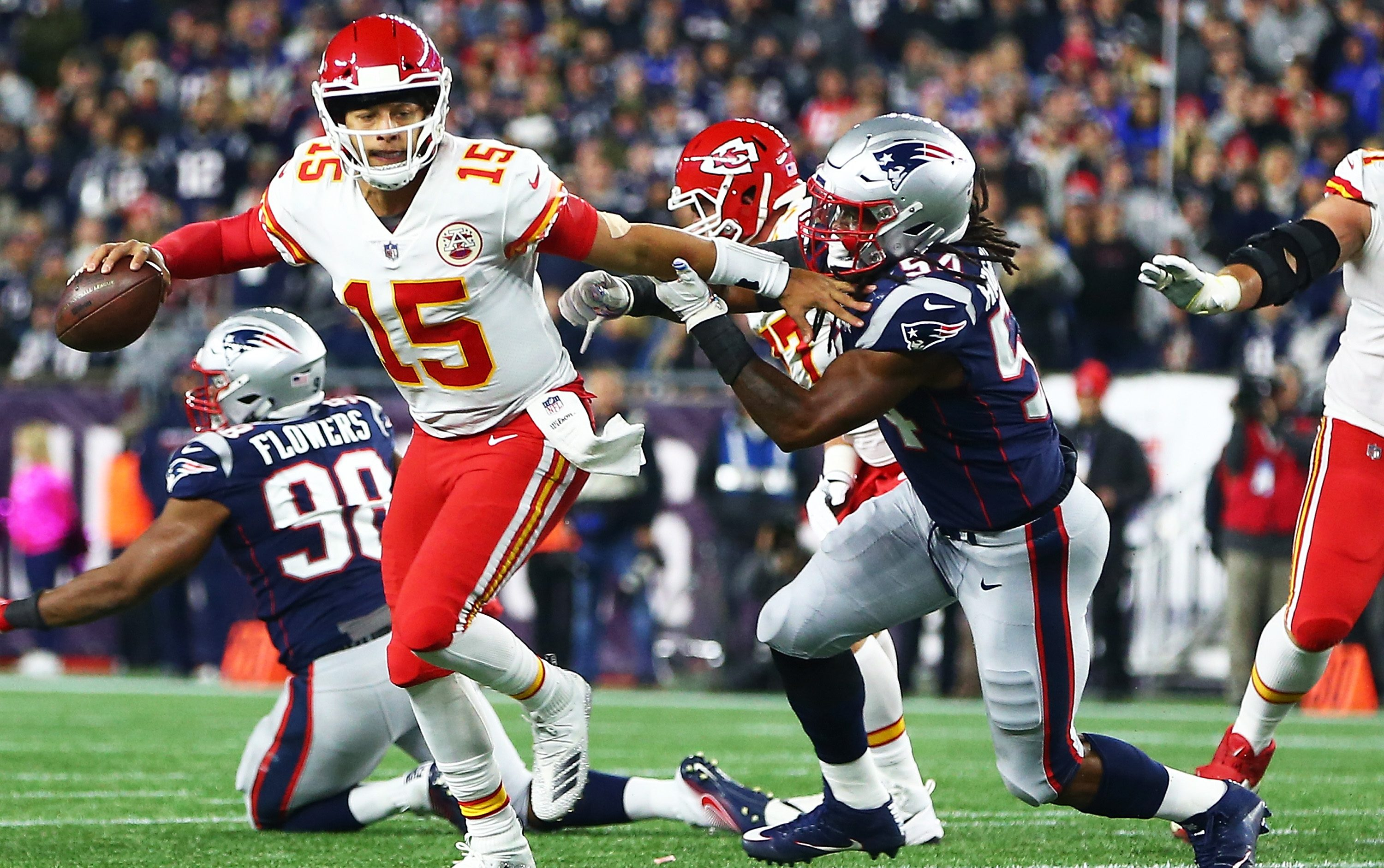 Coin toss patriots chiefs betting is it easy to make money betting on sports