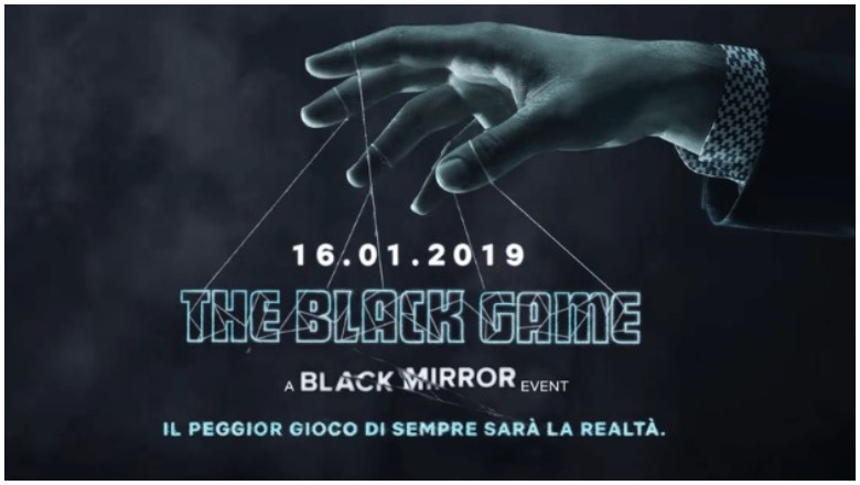 The Black Game