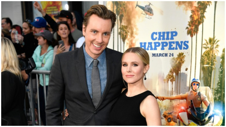 Dax Shepard Kristen Bell, Who is Dax Shepard Married To