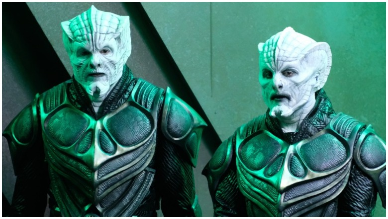 The Krill on The Orville