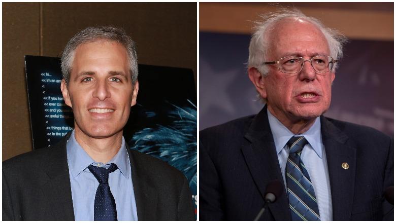 David Sirota & Bernie Sanders