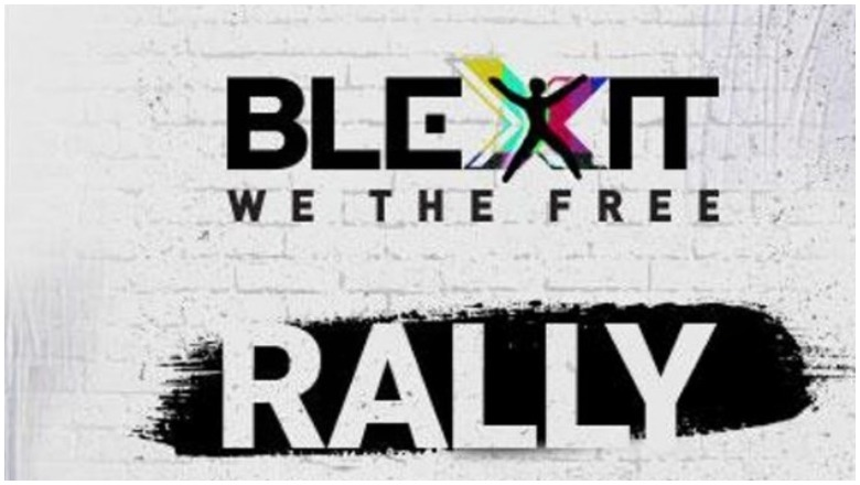 Blexit Rally