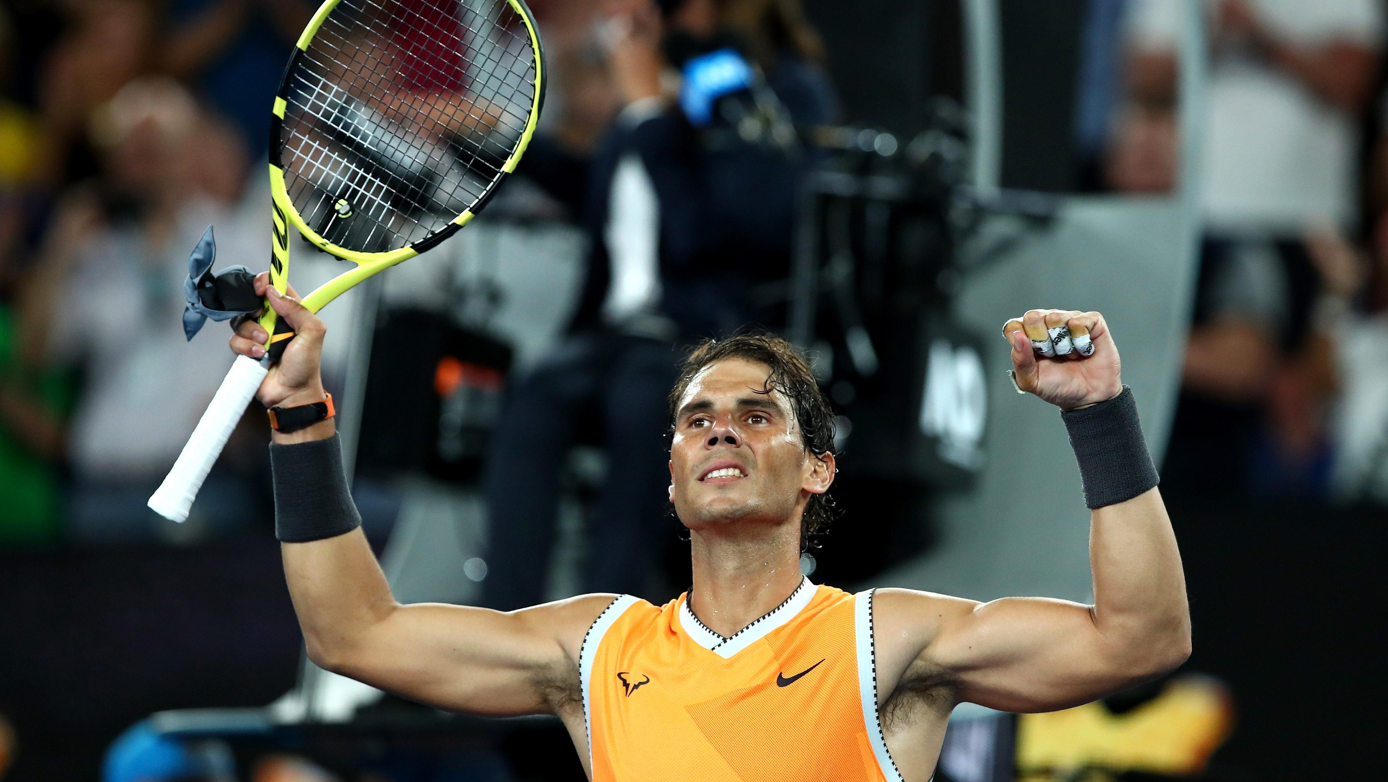 How to Watch Nadal vs Tsitsipas Online [Australian Open ...
