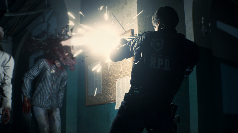 How To Open The Waiting Room Safe In Resident Evil 2 Remake Heavy Com