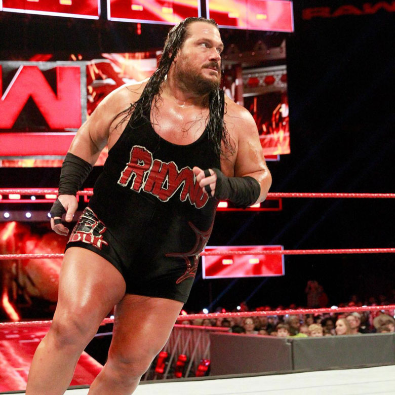 Rhyno WWE