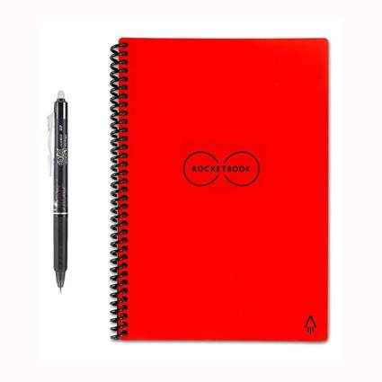 reusable smart notebook