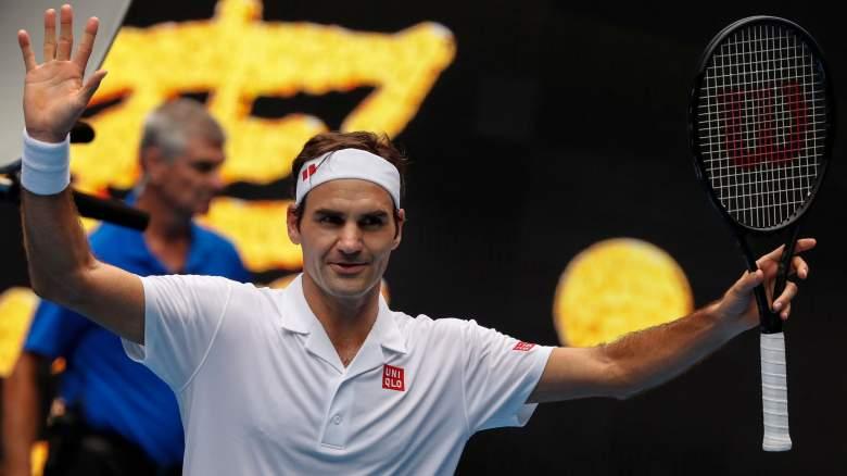 Federer vs Fritz Australian Open
